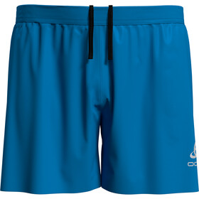 Odlo Zeroweight Short Homme, blue aster